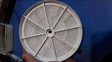 تولید انواع فیلترهای المینیوم اکتیو کربن اکتیو و ذغالی