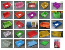 سبد جعبه و پالت پلاستیکی