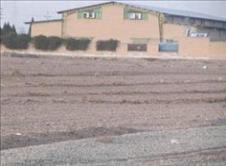 فروش زمین صنعتی با مجوز احداث سردخانه