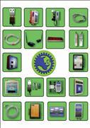 تولید کننده انواع سیستم های توزین اورلودهای دیجیتال