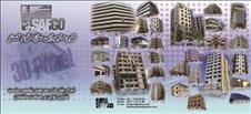 اجرای تری دی پانل (3D Panel) و انواع شاتکریت