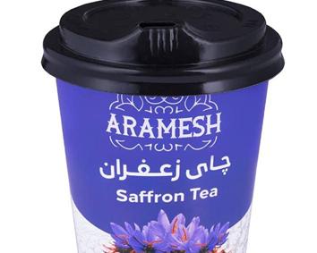 چای زعفرون